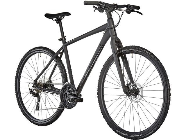 Serious Tenaya Hybridcykel Hybrid sort | City-cykler